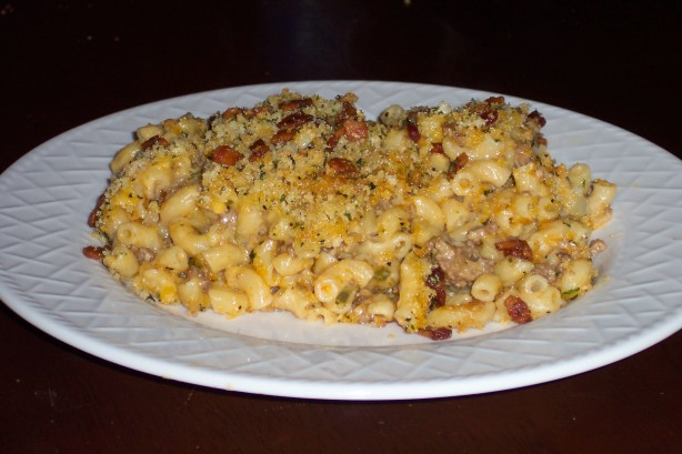 Bacon Jalapeno Cheeseburger Mac Recipe - Food.com