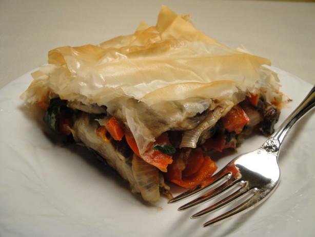 Roasted Vegetable Lasagna Recipe Food Network