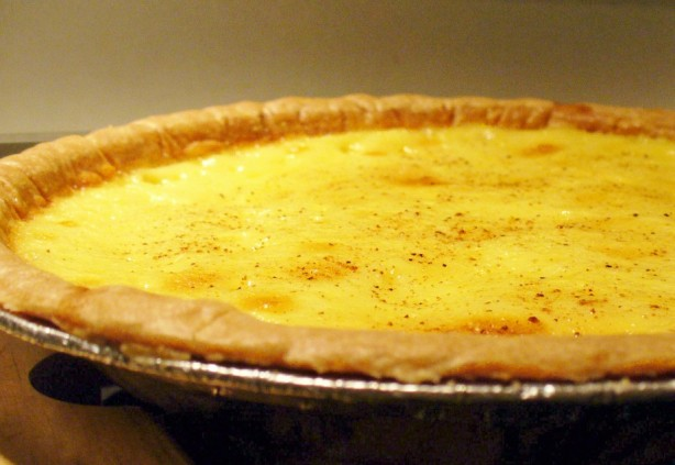 Food Network Baked Egg Custard