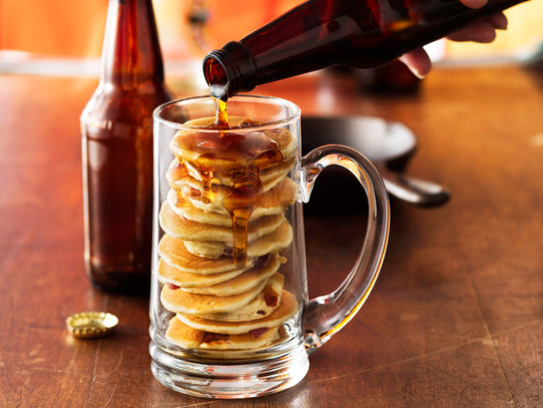 Beer And Bacon Mancakes Recipe - Food.com