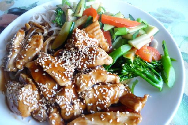 Sesame Chicken Recipe - Food.com