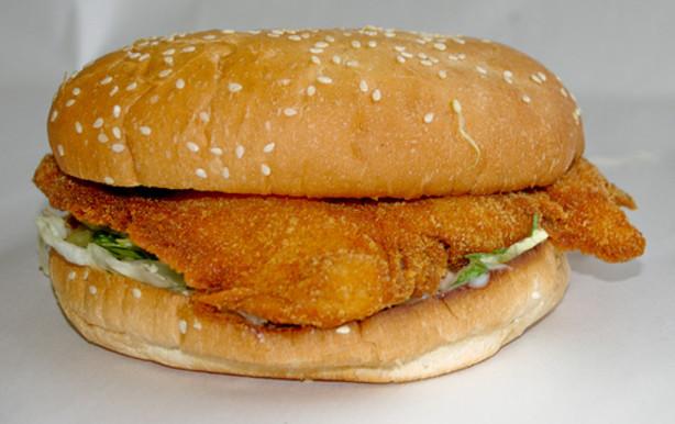 Burger king bk big fish copycat recipe for Fish burger recipe