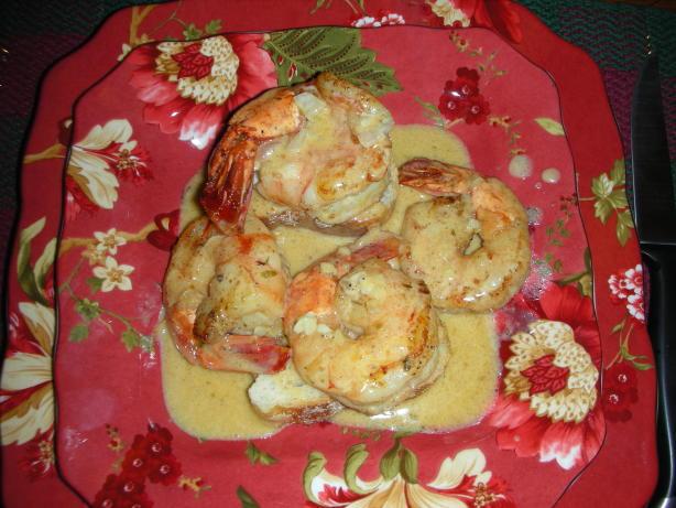 Whisky Shrimp Recipe — Dishmaps