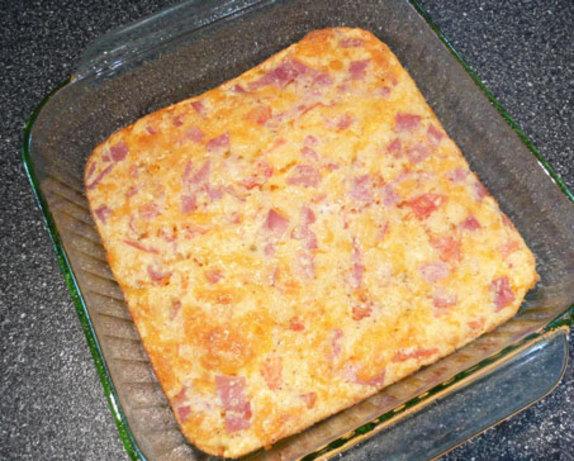 Easy Egg And Ham Casserole Recipe - Food.com