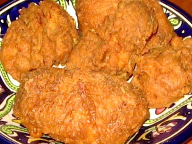 Popeyes Fried Chicken: Popeyes Bonafide Spicy Chicken Copycat) Recipe