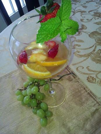 Cava sangria recipe for Cava sangria