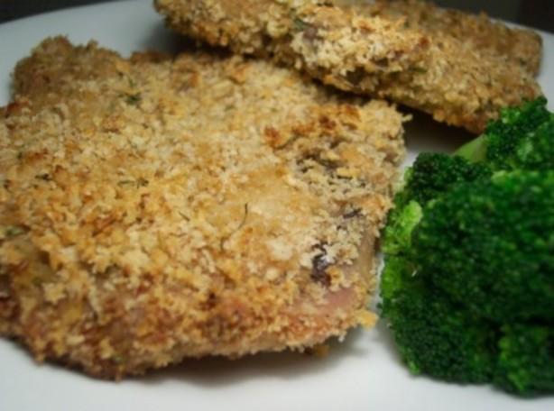Crunchy Smokey Pork Chops Recipe - Food.com