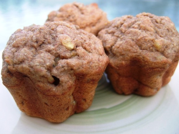 Banana Nut Bread Healthy, Low Fat, Low Sugar) Recipe ...