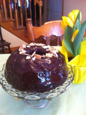 Chocolate Amaretto Fridge Cake