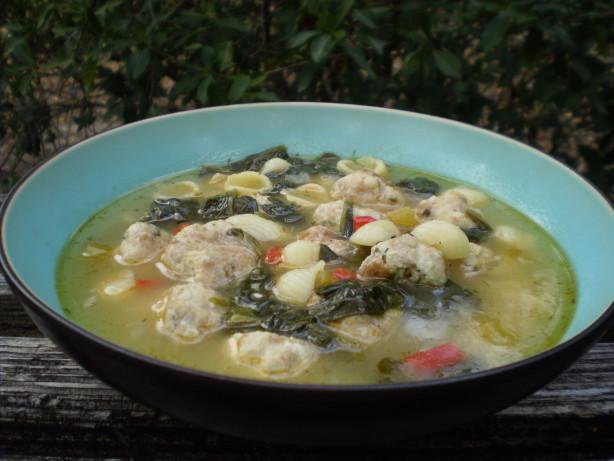 Ina Gardens Italian Wedding Soup Recipe