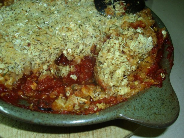 Spicy Tomato Crumble Recipe - Food.com
