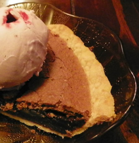 Old Fashioned Chocolate Pie Recipe 44