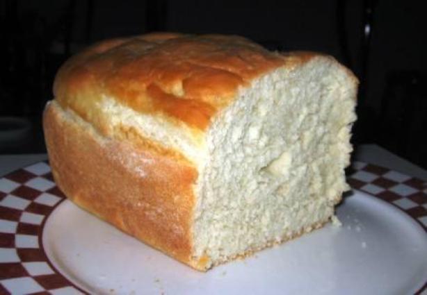Homemade White Bread Non Bread Machine Recipe Food Com