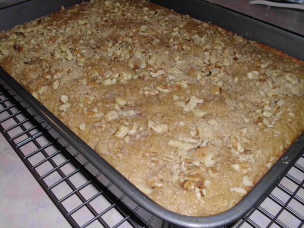Buttermilk Coffee Cake Recipe - Food.com