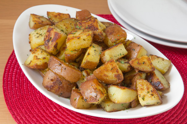 Stove-Top roasted Red Potatoes Recipe - Food.com