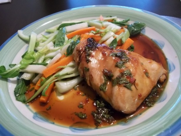 Chicken With Sweet Chili Sauce Recipe - Food.com