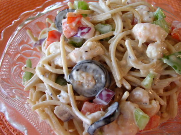 Shrimp Pasta Salad Recipe - Food.com