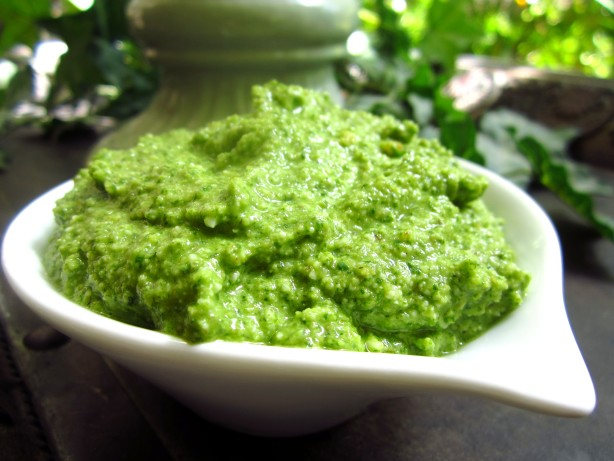 Basil-Walnut Pesto Recipe - Food.com