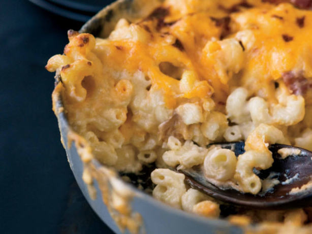 Cheddar-Bacon Mac And Cheese Recipe - Food.com
