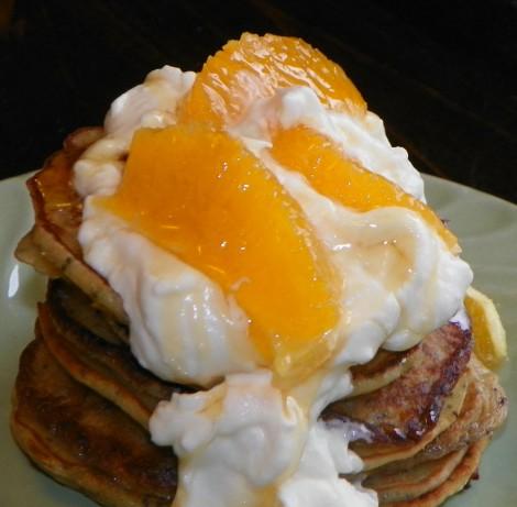 Mini Orange Poppy Seed Pancakes Recipe - Food.com