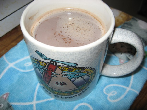 Easy Hot Cocoa Microwave) Recipe - Food.com