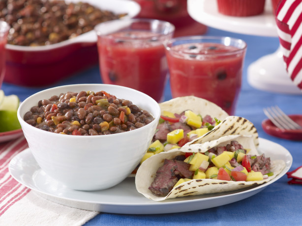 Grilled Skirt Steak Soft Tacos Recipe - Food.com
