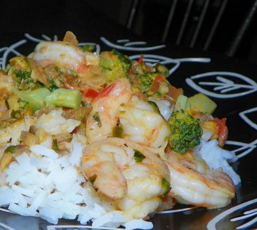 Spicy Shrimp In Coconut Sauce Recipe - Food.com