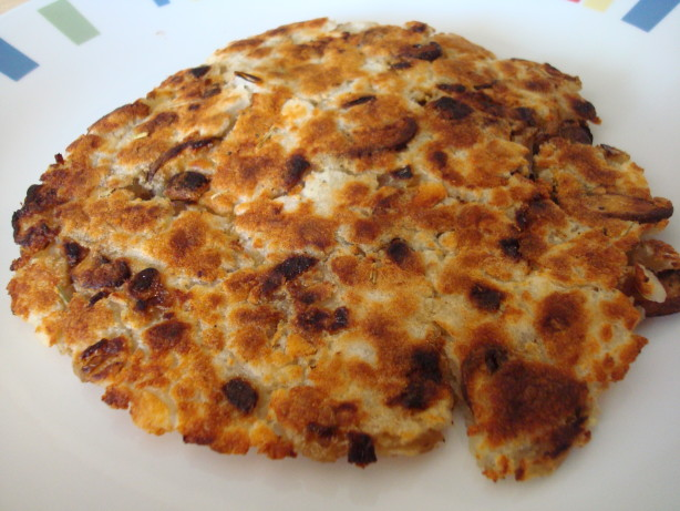 Crispy Potato, Onion, And Mushroom Rosti Recipe — Dishmaps