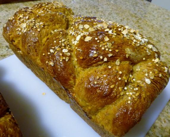Honey Quinoa Bread - Pan De Quinoa Y Miel Recipe - Food.com