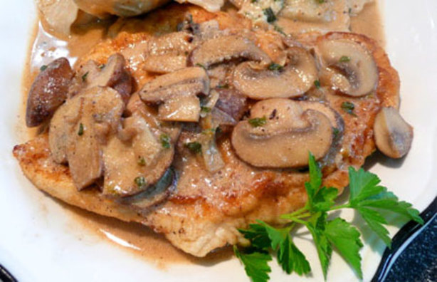 Creamy Chicken Marsala Recipe - Food.com