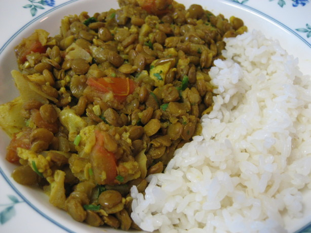 Lentil Dal Recipe - Food.com