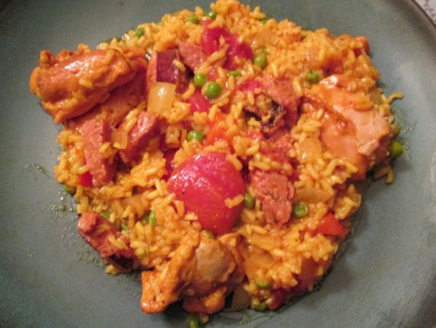 Spanish Chicken And Rice Recipe - Food.com