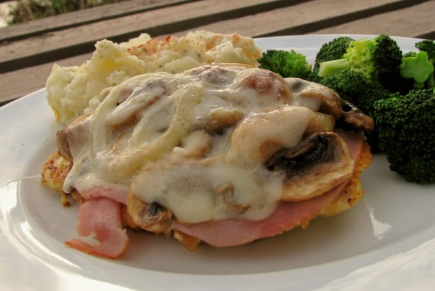 Swiss Mushroom Chicken Recipe - Food.com