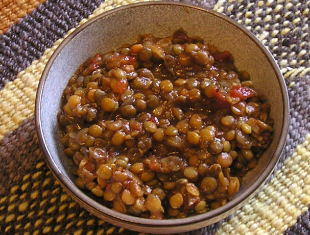 Easy Lentil Chili Recipe - Food.com