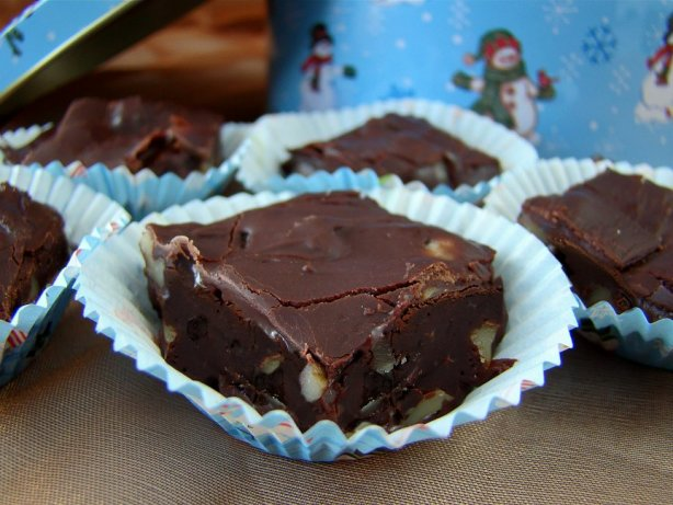 Old Fashioned Cocoa Fudge Recipe