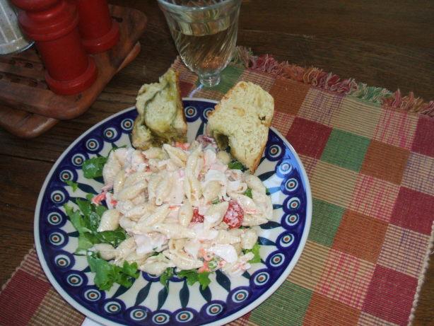 Crab Pasta Salad Recipe - Food.com