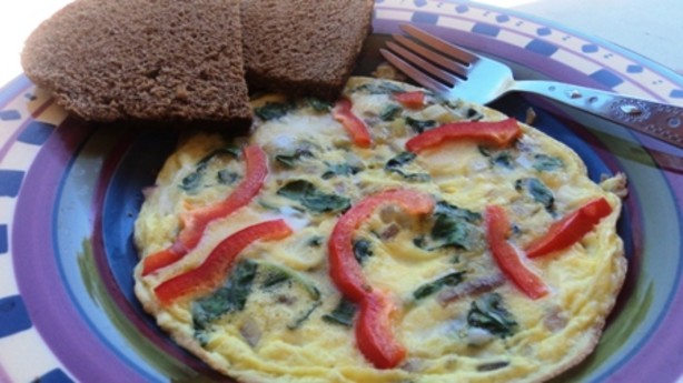 Swiss Chard And Goat Cheese Frittata Recipe - Food.com