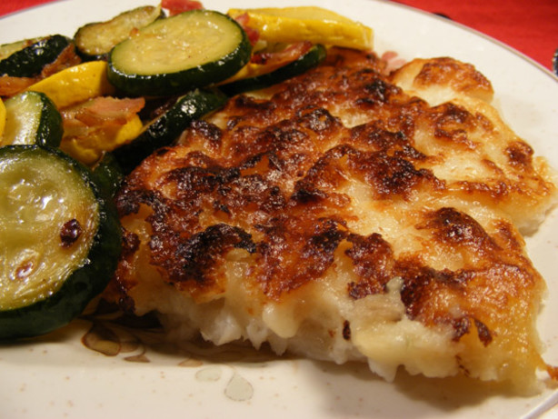 Sole fillet bake with cheese recipe for How to cook sole fish