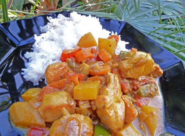 Http Www Food Com Recipe Micronesian Coconut Chicken Curry