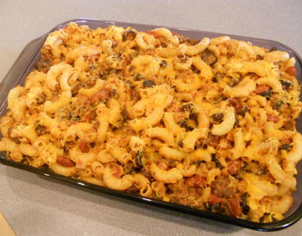 Quick And Easy Mexican Casserole Recipe - Food.com