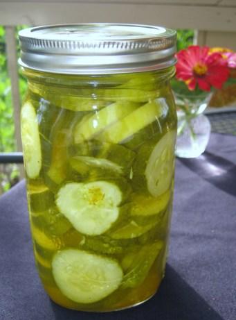 Microwave Dill Pickles Recipe Food Com
