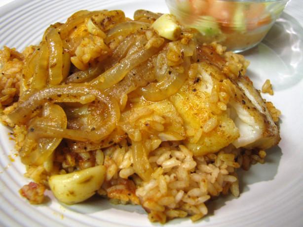 Fish Kabsa Saudi Recipe Food Com