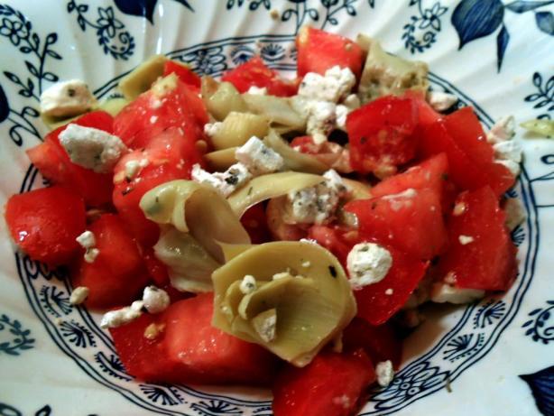 Artichoke Heart And Tomato Salad Recipe - Food.com