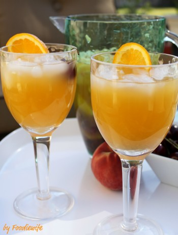 White Peach Sangria Recipe - Food.com
