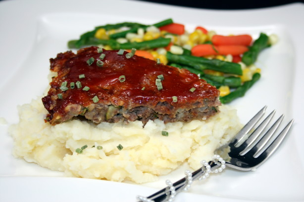 Zucchini Meat Loaf Recipe - Food.com