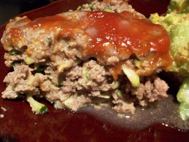 Zucchini Meat Loaf Recipe - Food.com