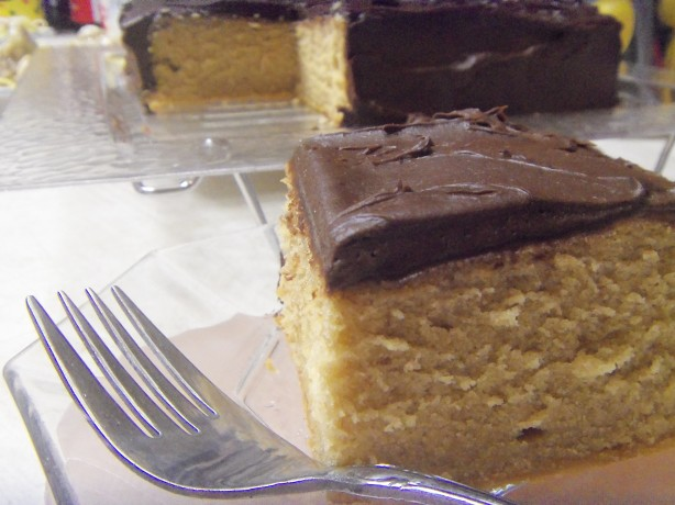 Peanut Butter Cake Recipe Food Com