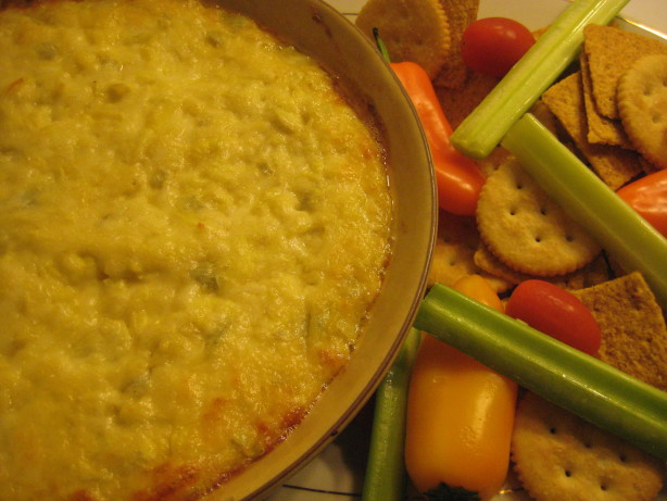 Easy Artichoke Dip Recipe - Food.com