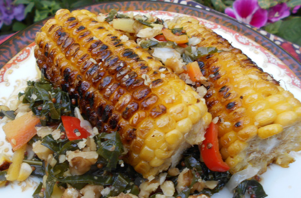 Chili Lime Grilled Corn On The Cob Recipe - Food.com
