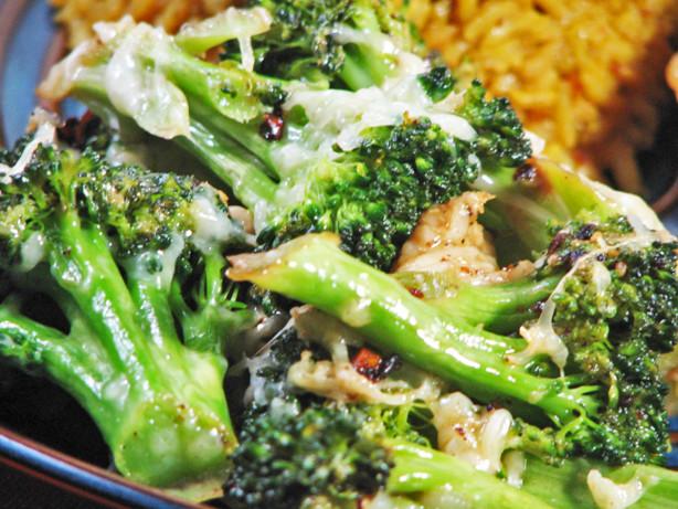 Lemon Parmesan Broccoli Recipe - Food.com